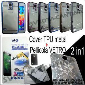 COVER-BUMPER-TPU-BORDO-METAL-PELLICOLA-VETRO-PER-VARI-SAMSUNG-APPLE-HUAWEI