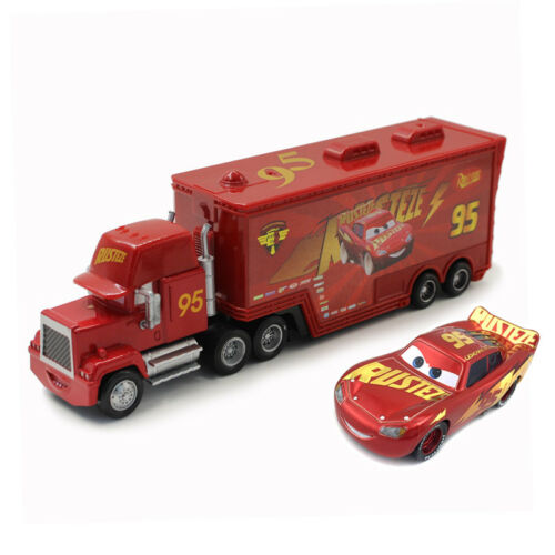 Film- & TV-Spielzeug Toys Cars 3 McQueen Jackson Storm Hauler & Racer DIE-CAST AUTO Auswahl an Cars