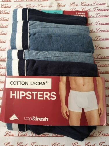 M/&S Hipsters5 Pack Size Medium