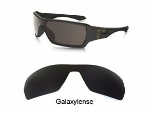 5976a6d2a25 Image is loading Galaxy-Replacement-Lenses-For-Oakley-Offshoot-Sunglasses -Black-