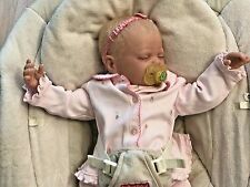 "Reborn Baby Girl 20"" and 5 lbs"