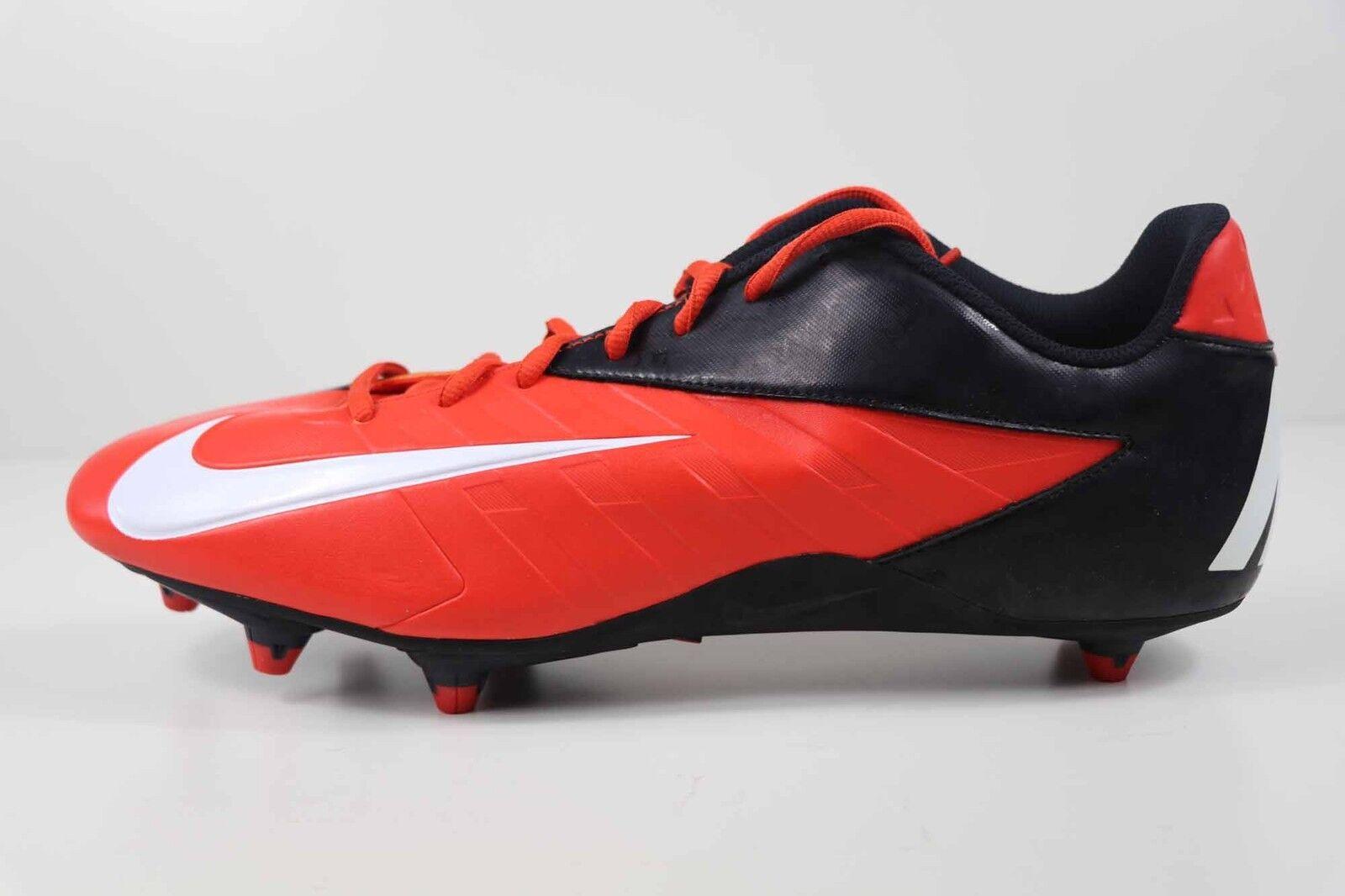 Nike Vapor Strike Low 3 D Black Orange White 511336 810 New Comfortable  best-selling model of the brand