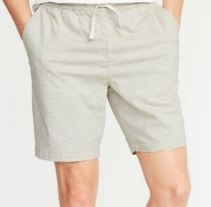bb979a0bbd Details about Old Navy Built-In Flex Twill Jogger Shorts, Men - 8-inch  inseam XXL Reg.$26.99
