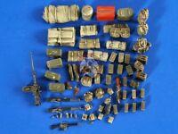 Verlinden 1/35 M113 Apc Stowage And Accessories Set In Vietnam War [resin] 2638
