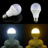 1x/3x/10x E27 13W LED Lamp Bulb White Warm Light Energy Saving Bright AC85V-260V