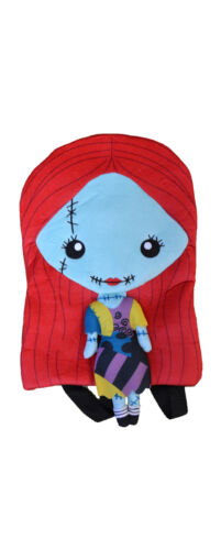 "Nightmare Before Christmas Sally 17/"" New 005436 Plush Backpack"