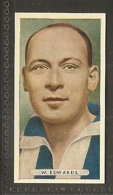 W EDWARDS LEEDS UNITED ARDATH-FAMOUS FOOTBALL ERS-#45