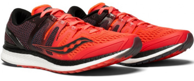 Saucony Liberty ISO Size US 10 UK 8 Women's Running Shoes Red S10410 2