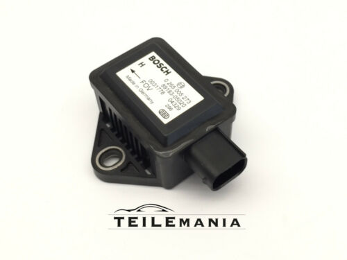 Toyota Avensis ESP Sensor 89183-05020 Duosensor 0265005273 12 Monate Garantie