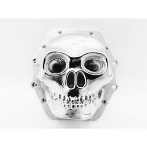 Hot-Racing-Axial-SMT10-Chrome-Metal-Skull-Diff-Cover-AR60-WRA12CT08