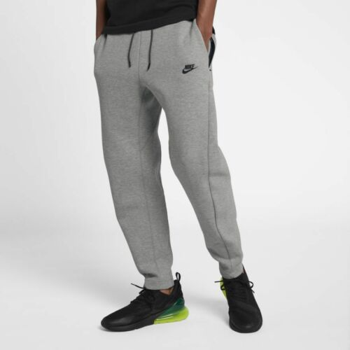 Sportwear Fleece Pantalon 805162 091 Homme Nike Tech Taille pour Gris L Z8ONn0kwPX