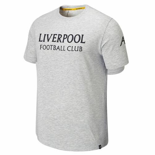 Liverpool FC Officiel Junior à manches courtes T-shirt graphique 2019//20