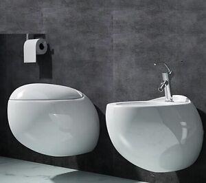 Swiss Madison 174 Plaisir 174 Wall Hung Toilet Bowl Soft Closing