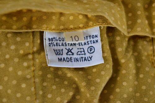 ROTA pantalone uomo SPORTIVO sartoriale FUSTAGNO PILOR cotone comfort SENAPE AI