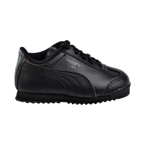 Puma Roma Basic Toddlers-Little Kids Shoes Black 354260-12