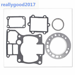 Top End Head Gasket Kit For YAMAHA YFM80 MOTO 4 Badger Grizzly Raptor 80 New CA