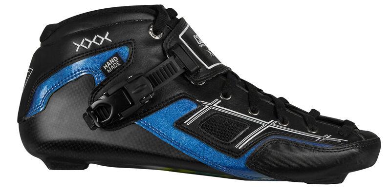 Powerslide Core Triple X Stiefel Speed Skate Schuhe Größe 42