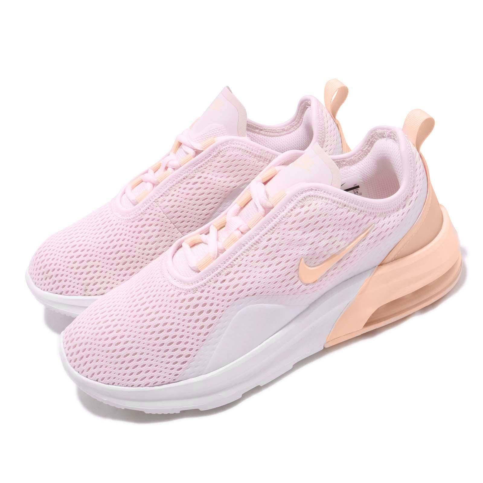 Nike Wmns Air Max Motion 2 Pale Pink Washed  Coral Women Running shoes AO0352-600  outlet