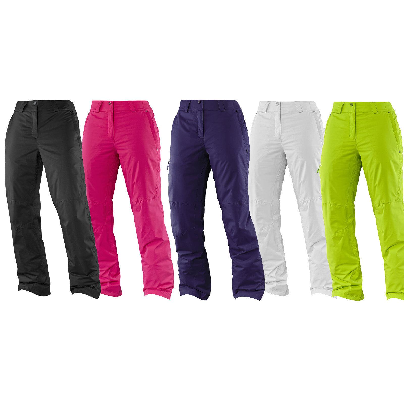Salomon Response Pant Women's Ski Pants Snowboard Pant Functional Pant Ski Pants