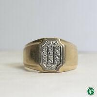 Two-Tone 10K VVS Diamond Custom Ring Mississauga / Peel Region Toronto (GTA) Preview