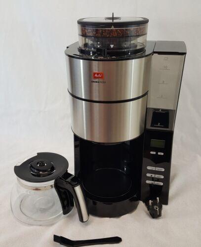 Timer Kaffeemaschine MELITTA 1021-01 Aroma Fresh Kafeeautomat Mahlwerk B-Ware
