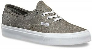 vans glitter textile authentic