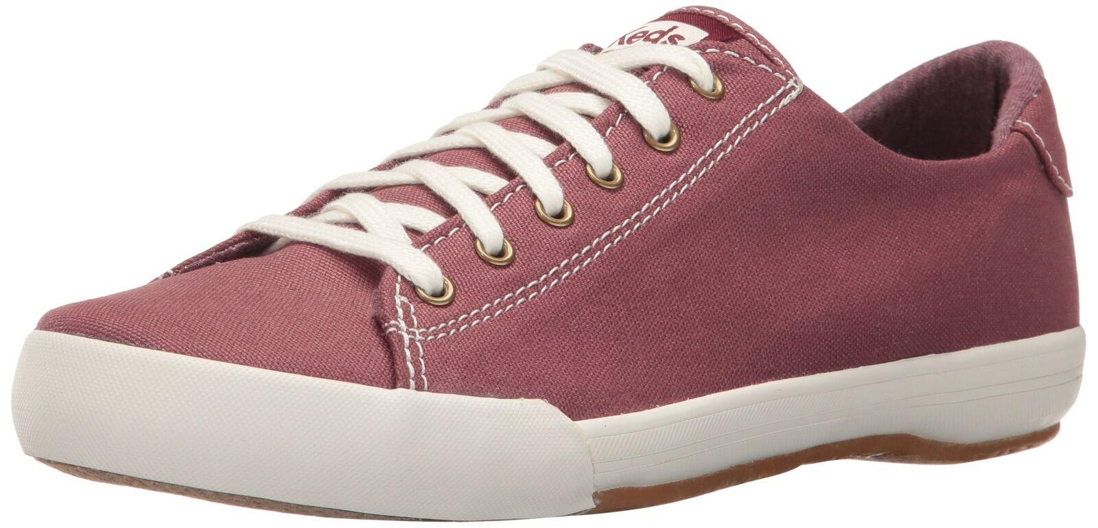 Keds Women's Lex LTT Fashion Sneaker Burgundy 7 B(M) US