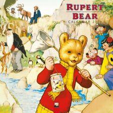 9781786648600Brand New Art Calendar Rupert Bear Wall Calendar 2019