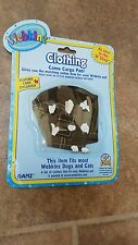 Webkinz Pet Clothing Camo Cargo Pant Dogs & Cats Ganz New in package pants