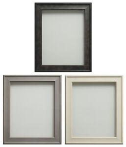 Premium en bois arc en ciel gamme Cadres Photo Cadres Photo-qualité premium Bois