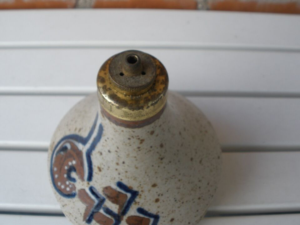 Keramik, Olielampe retro