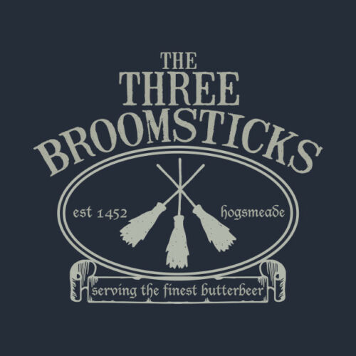 Wizarding World Hogwarts Harry Potter Butterbeer Three Broomsticks Glass Mug