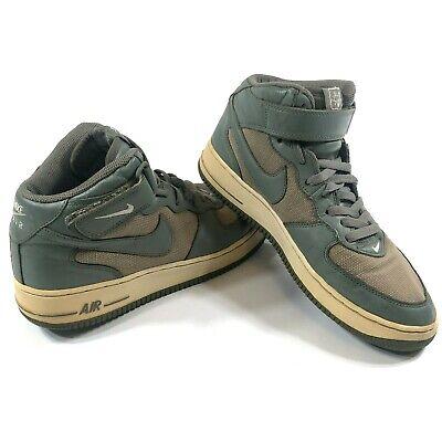 österreich Nike Air Force 1 High Top Sneaker Khaki Khaki www