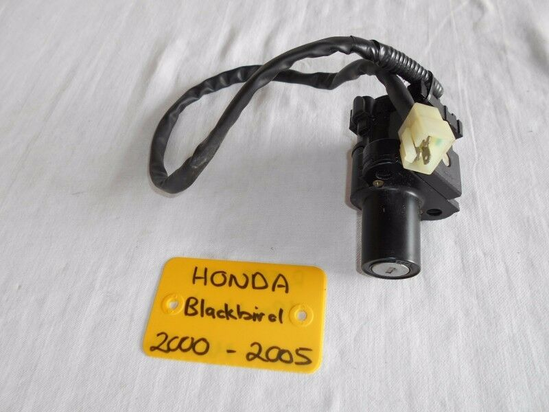 HONDA BLACKBIRD IGNITION (NO KEY) 00-05