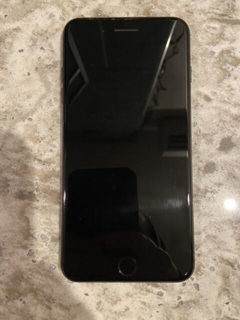 Apple iPhone 7 Plus - 128GB - Black (Unlocked) A1784 (GSM)