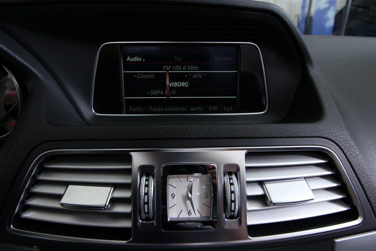 Mercedes E350 BlueTEC Cabriolet aut.