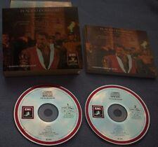 VERDI OTELLO Domingo Ricciarelli Maazel Zeffirelli GERMANY EMI 2 x CD NO IFPI