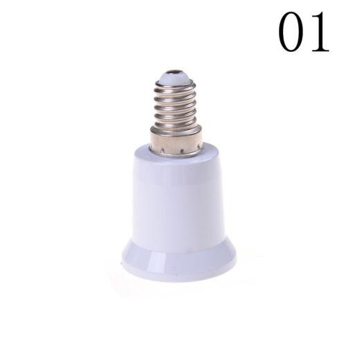 GU10//E27//E14//E40//B22 Lampenadapter Lampe Extender Sockel Konverter Lichthalte bD
