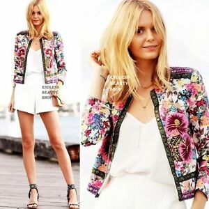 embroidered jacket women