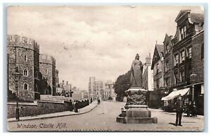 Picture-Postcard-Windsor-Castle-Hill-Berkshire