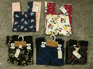 Carter-039-s-One-Step-Up-Toddler-Girls-2-Pack-Leggings-2T-3T-4T-4-NWT-Bottoms-Pants