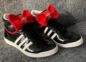 Adidas Sleek Series High Tops - Size 6