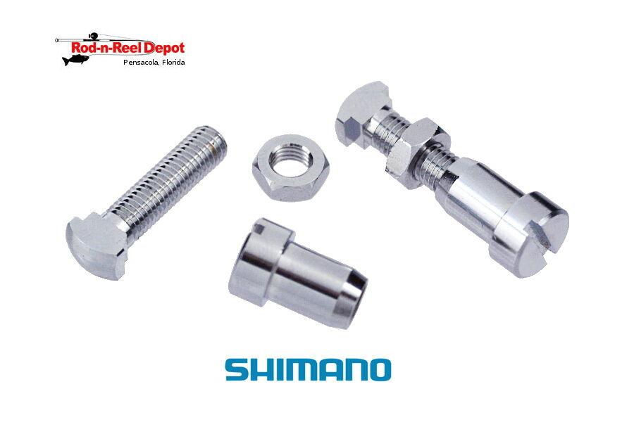 SHIuomoO REEL ROD CLAMP BOLT KIT  TT0759X TT0759 TT0760 TT0762 Tiagra 130A