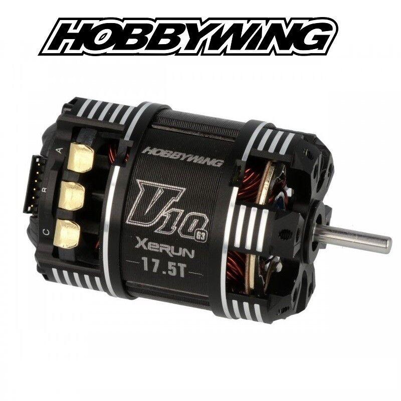 Hobbywing xerun v10 g3 21.5t brstenlose motor