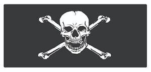 2 X Pirate Autocollant Voiture Étiquette Autocollante Amovible Imperméable Vinyle Autocollants-afficher Le Titre D'origine L82fzp2f-07233254-746409439