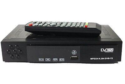 MNT DECODER MINI DVB-T2 DIGITALE TERRESTRE 3D FULL HD1080 USB TV USCITA RCA HDMI