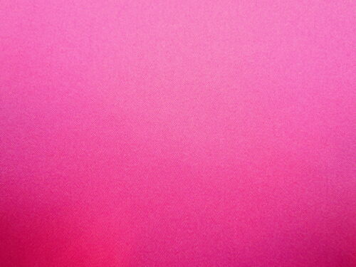 3.9 Yds Remnant-Awesome HOT PINK Medium Sheen Light Weight SATIN Fabric