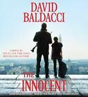 Will Robie: The Innocent by David Baldacci (2012, CD, Unabridged)