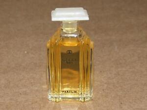 Authentic Rare Vintage 80s Gucci No 3 Parfum Mini Perfume Bottle 18