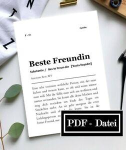 Brief für beste freundin zum geburtstag